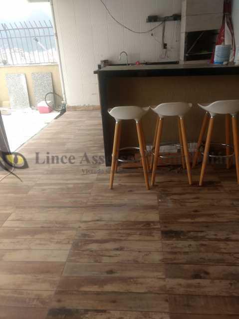 22A terraço fds - Cobertura 3 quartos à venda Vila Isabel, Norte,Rio de Janeiro - R$ 850.000 - TACO30100 - 12