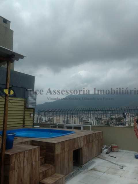 23 A terraço fds - Cobertura 3 quartos à venda Vila Isabel, Norte,Rio de Janeiro - R$ 850.000 - TACO30100 - 14