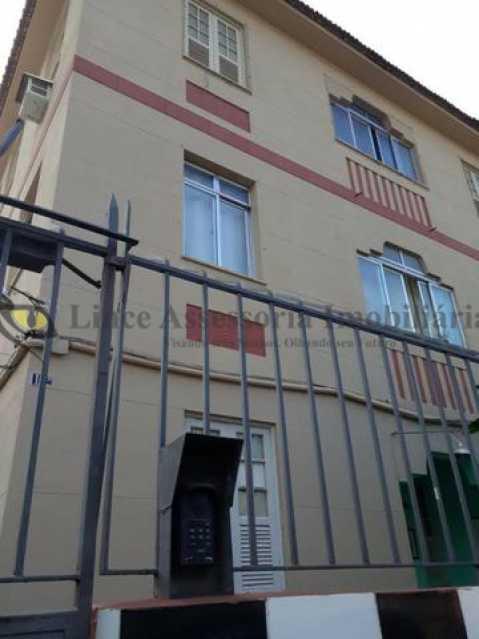 05 faixada - Apartamento 3 quartos à venda Andaraí, Norte,Rio de Janeiro - R$ 370.000 - TAAP30750 - 6