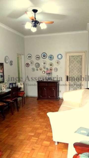 1. Sala - Apartamento Tijuca,Norte,Rio de Janeiro,RJ À Venda,2 Quartos,62m² - PAAP21663 - 3
