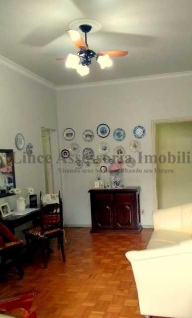 3. Sala - Apartamento Tijuca,Norte,Rio de Janeiro,RJ À Venda,2 Quartos,62m² - PAAP21663 - 4