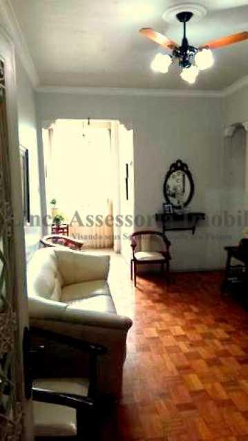 2. Sala - Apartamento Tijuca,Norte,Rio de Janeiro,RJ À Venda,2 Quartos,62m² - PAAP21663 - 1