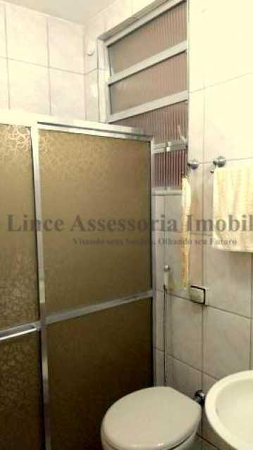10. Banheiro Social - Apartamento Tijuca,Norte,Rio de Janeiro,RJ À Venda,2 Quartos,62m² - PAAP21663 - 11