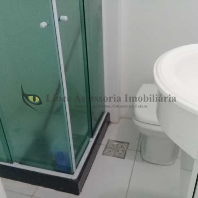 BANHEIRO - Apartamento Rocha, Rio de Janeiro, RJ À Venda, 1 Quarto, 30m² - TAAP10257 - 12