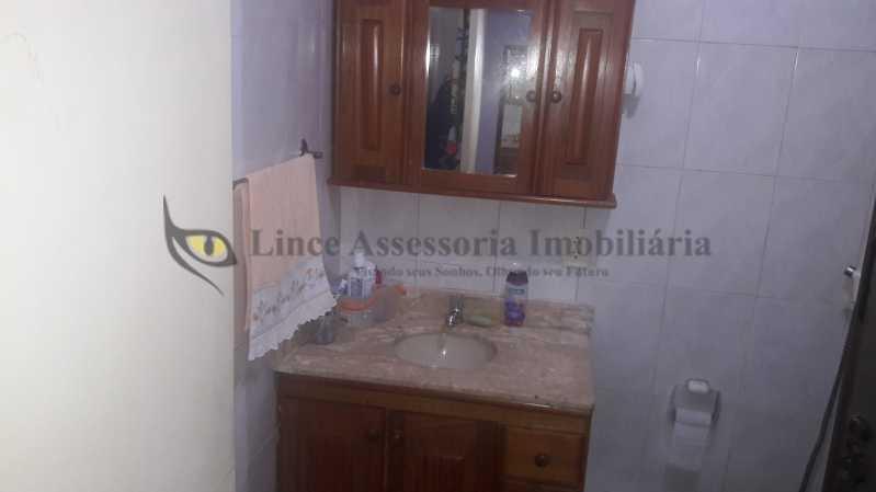 banheiro social - Apartamento Cidade Nova, Centro,Rio de Janeiro, RJ À Venda, 2 Quartos, 60m² - TAAP21353 - 10