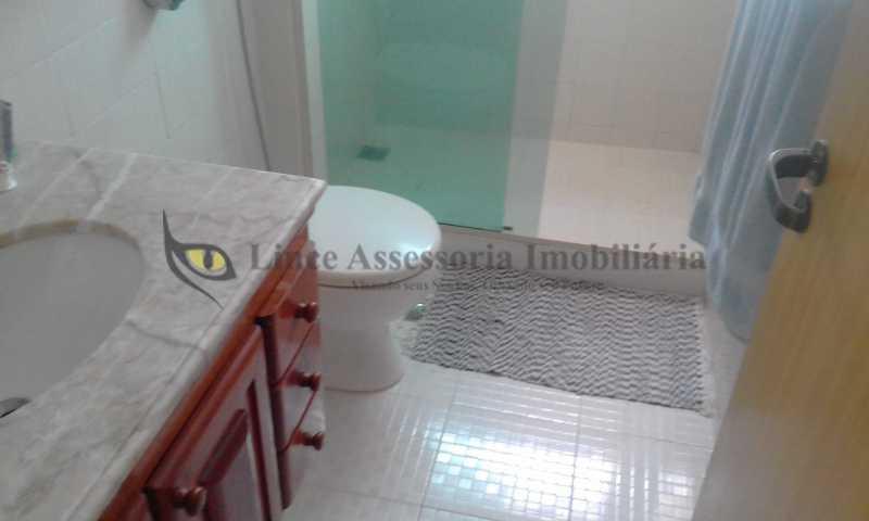 Banheiro social - Apartamento 2 quartos à venda Vila Isabel, Norte,Rio de Janeiro - R$ 600.000 - TAAP21362 - 7
