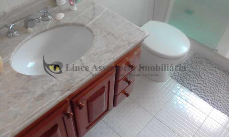 Banheiro social - Apartamento 2 quartos à venda Vila Isabel, Norte,Rio de Janeiro - R$ 600.000 - TAAP21362 - 8