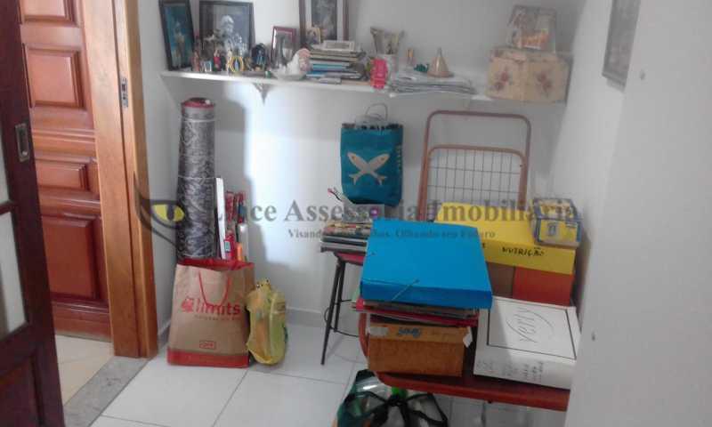 18-Quarto de empregada reverti - Apartamento 2 quartos à venda Vila Isabel, Norte,Rio de Janeiro - R$ 600.000 - TAAP21362 - 18