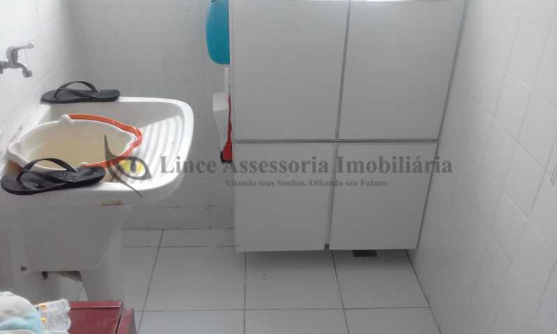 21-área de serviço - Apartamento 2 quartos à venda Vila Isabel, Norte,Rio de Janeiro - R$ 600.000 - TAAP21362 - 21