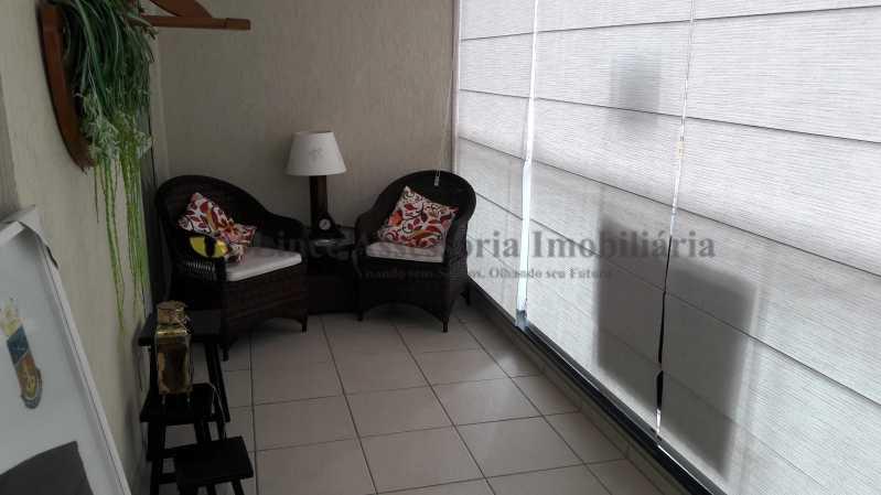 01VARANDA - Apartamento Andaraí, Norte,Rio de Janeiro, RJ À Venda, 2 Quartos, 90m² - TAAP21368 - 1