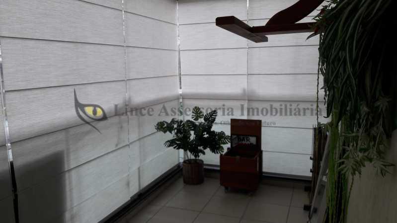 02VARANDA - Apartamento Andaraí, Norte,Rio de Janeiro, RJ À Venda, 2 Quartos, 90m² - TAAP21368 - 3
