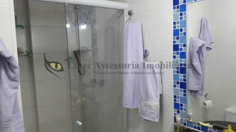 16BANHEIROSOCIAL - Apartamento Andaraí, Norte,Rio de Janeiro, RJ À Venda, 2 Quartos, 90m² - TAAP21368 - 18