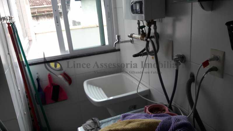 21AREASERVIÇO - Apartamento Andaraí, Norte,Rio de Janeiro, RJ À Venda, 2 Quartos, 90m² - TAAP21368 - 23