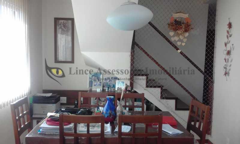 Sala - Cobertura 4 quartos à venda Vila Isabel, Norte,Rio de Janeiro - R$ 1.160.000 - TACO40031 - 8