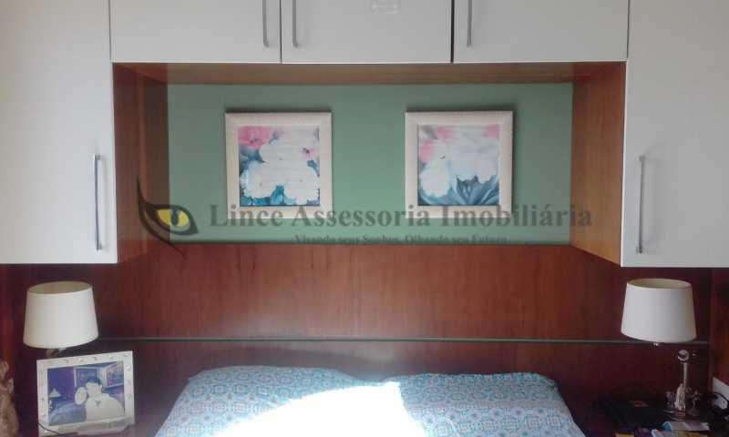 Quarto 1 suíte - Cobertura 4 quartos à venda Vila Isabel, Norte,Rio de Janeiro - R$ 1.160.000 - TACO40031 - 9