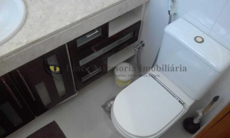 Banheiro suíte - Cobertura 4 quartos à venda Vila Isabel, Norte,Rio de Janeiro - R$ 1.160.000 - TACO40031 - 31