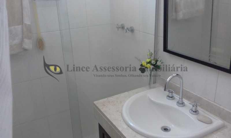 Banheiro suíte-1 - Cobertura 4 quartos à venda Vila Isabel, Norte,Rio de Janeiro - R$ 1.160.000 - TACO40031 - 11