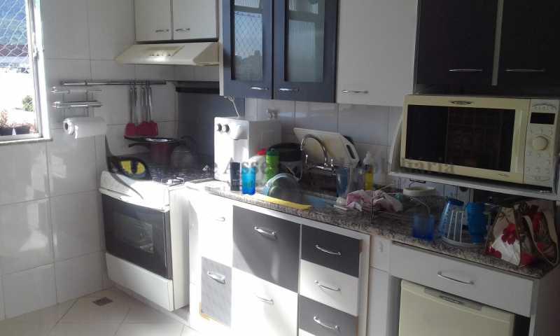 Copa cozinha - Cobertura 4 quartos à venda Vila Isabel, Norte,Rio de Janeiro - R$ 1.160.000 - TACO40031 - 13