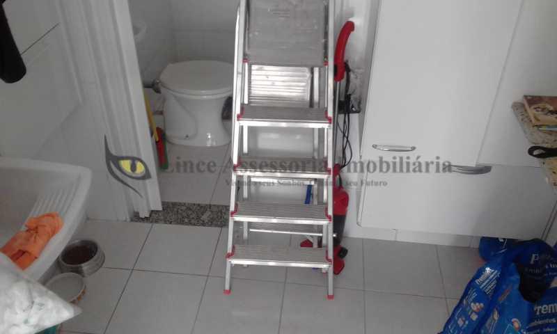 Área de serviço - Cobertura 4 quartos à venda Vila Isabel, Norte,Rio de Janeiro - R$ 1.160.000 - TACO40031 - 15