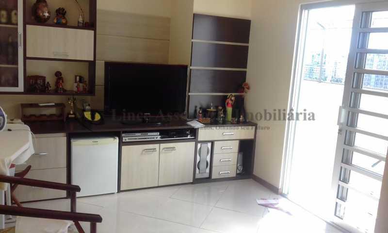 Quarto 1 - 2º piso - Cobertura 4 quartos à venda Vila Isabel, Norte,Rio de Janeiro - R$ 1.160.000 - TACO40031 - 5