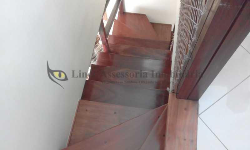 Escada - Cobertura 4 quartos à venda Vila Isabel, Norte,Rio de Janeiro - R$ 1.160.000 - TACO40031 - 28