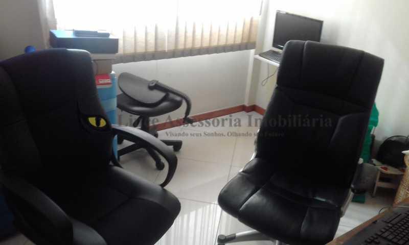 Quarto 2 - 2º piso - Cobertura 4 quartos à venda Vila Isabel, Norte,Rio de Janeiro - R$ 1.160.000 - TACO40031 - 16