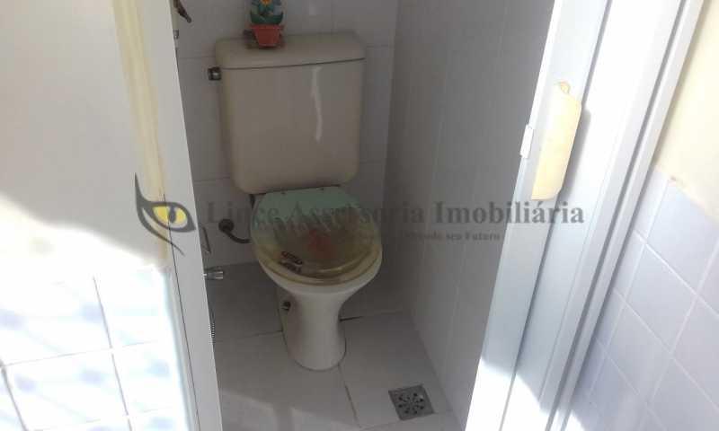 Banheiro serviço - 2º piso - Cobertura 4 quartos à venda Vila Isabel, Norte,Rio de Janeiro - R$ 1.160.000 - TACO40031 - 23