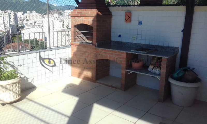 Churrasqueira terraço - Cobertura 4 quartos à venda Vila Isabel, Norte,Rio de Janeiro - R$ 1.160.000 - TACO40031 - 1