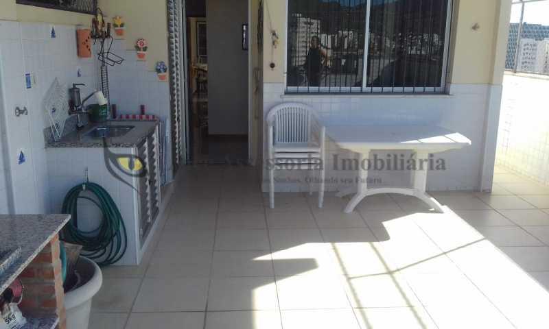 Terraço - Cobertura 4 quartos à venda Vila Isabel, Norte,Rio de Janeiro - R$ 1.160.000 - TACO40031 - 19