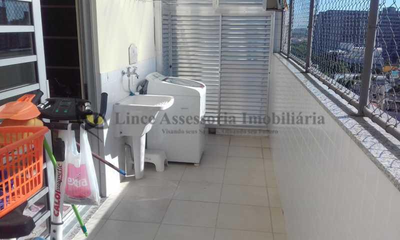 Terraço 1 - Cobertura 4 quartos à venda Vila Isabel, Norte,Rio de Janeiro - R$ 1.160.000 - TACO40031 - 20