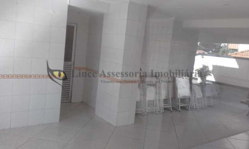 Salão festas - Cobertura 4 quartos à venda Vila Isabel, Norte,Rio de Janeiro - R$ 1.160.000 - TACO40031 - 24