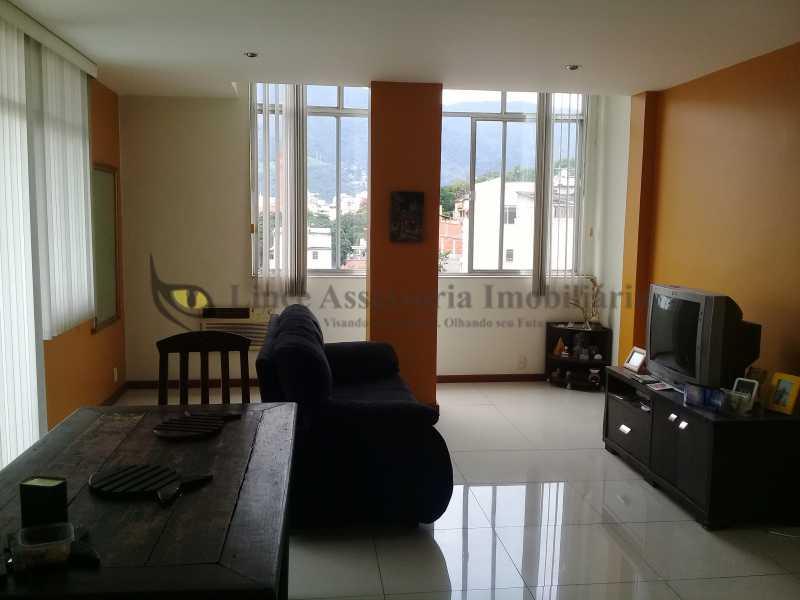1 SALA1.0 - Cobertura 2 quartos à venda Vila Isabel, Norte,Rio de Janeiro - R$ 650.000 - TACO20055 - 1