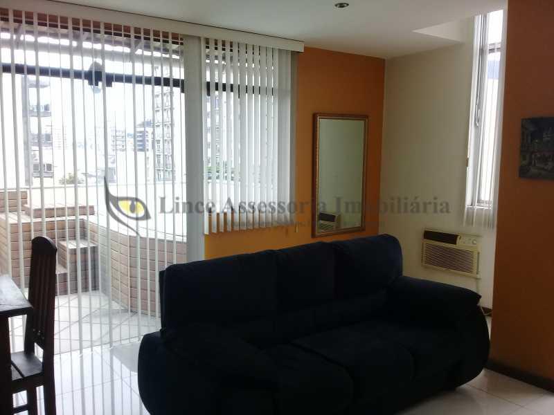 SALA1.1 - Cobertura 2 quartos à venda Vila Isabel, Norte,Rio de Janeiro - R$ 650.000 - TACO20055 - 25