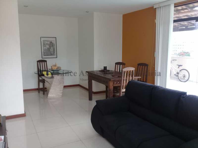 2 SALA1.2 - Cobertura 2 quartos à venda Vila Isabel, Norte,Rio de Janeiro - R$ 650.000 - TACO20055 - 3