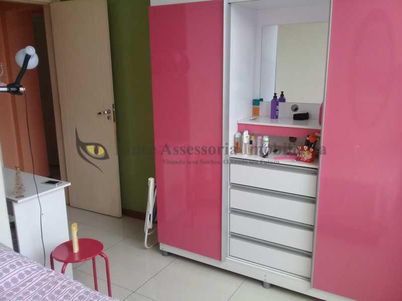6 2ºQUARTO1.0 - Cobertura 2 quartos à venda Vila Isabel, Norte,Rio de Janeiro - R$ 650.000 - TACO20055 - 7