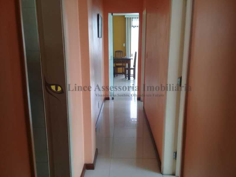 11 ÁREA DE CIRCULAÇÃO - Cobertura 2 quartos à venda Vila Isabel, Norte,Rio de Janeiro - R$ 650.000 - TACO20055 - 12