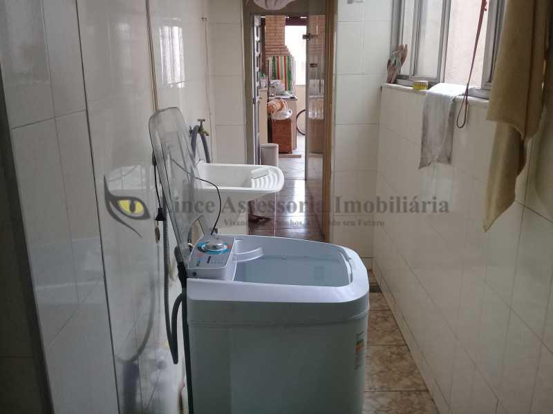 12 ÁREA DE SERVIÇO - Cobertura 2 quartos à venda Vila Isabel, Norte,Rio de Janeiro - R$ 650.000 - TACO20055 - 13