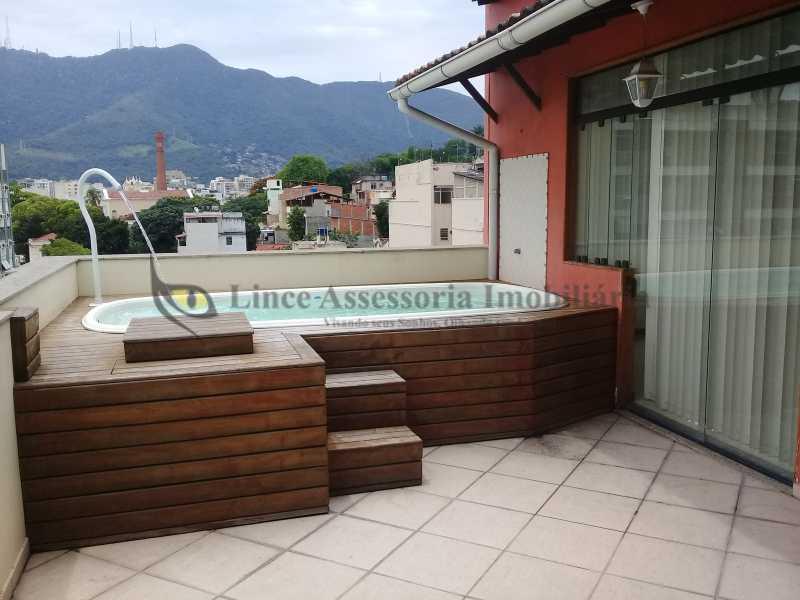 16 PISCINA1.1 - Cobertura 2 quartos à venda Vila Isabel, Norte,Rio de Janeiro - R$ 650.000 - TACO20055 - 17