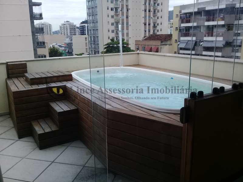 17 PISCINA1.2 - Cobertura 2 quartos à venda Vila Isabel, Norte,Rio de Janeiro - R$ 650.000 - TACO20055 - 18