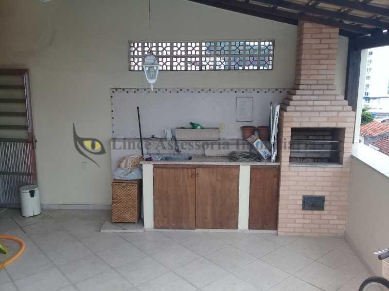 18 CHURRASQUEIRA1.0 - Cobertura 2 quartos à venda Vila Isabel, Norte,Rio de Janeiro - R$ 650.000 - TACO20055 - 19