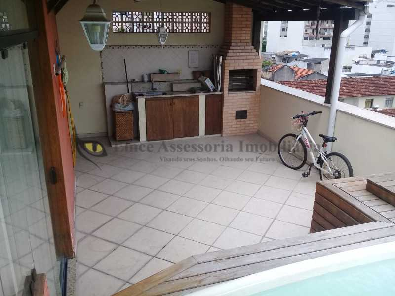 19 CHURRASQUEIRA1.1 - Cobertura 2 quartos à venda Vila Isabel, Norte,Rio de Janeiro - R$ 650.000 - TACO20055 - 20