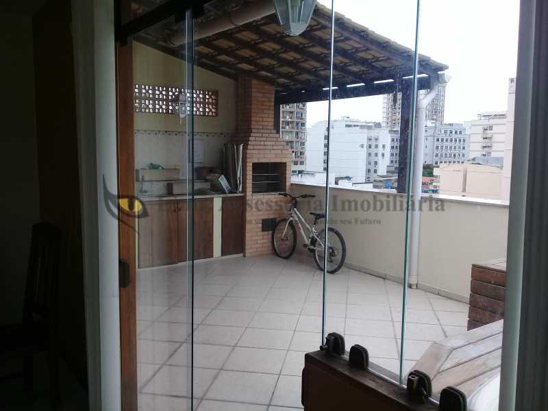 20 CHURRASQUEIRA1.2 - Cobertura 2 quartos à venda Vila Isabel, Norte,Rio de Janeiro - R$ 650.000 - TACO20055 - 21