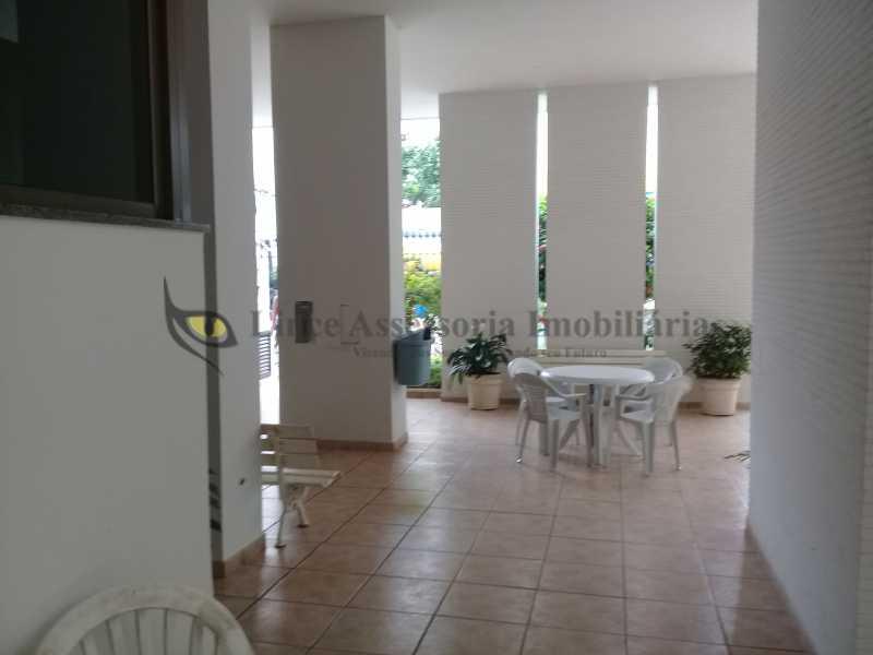23 HALL DO PRÉDIO - Cobertura 2 quartos à venda Vila Isabel, Norte,Rio de Janeiro - R$ 650.000 - TACO20055 - 24