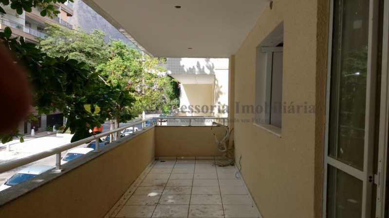 2_Varanda1.2 - Apartamento 2 quartos à venda Grajaú, Norte,Rio de Janeiro - R$ 450.000 - TAAP21378 - 3