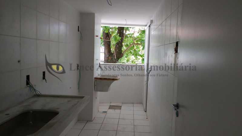 8_cozinha e área 1.1 - Apartamento 2 quartos à venda Grajaú, Norte,Rio de Janeiro - R$ 450.000 - TAAP21378 - 9