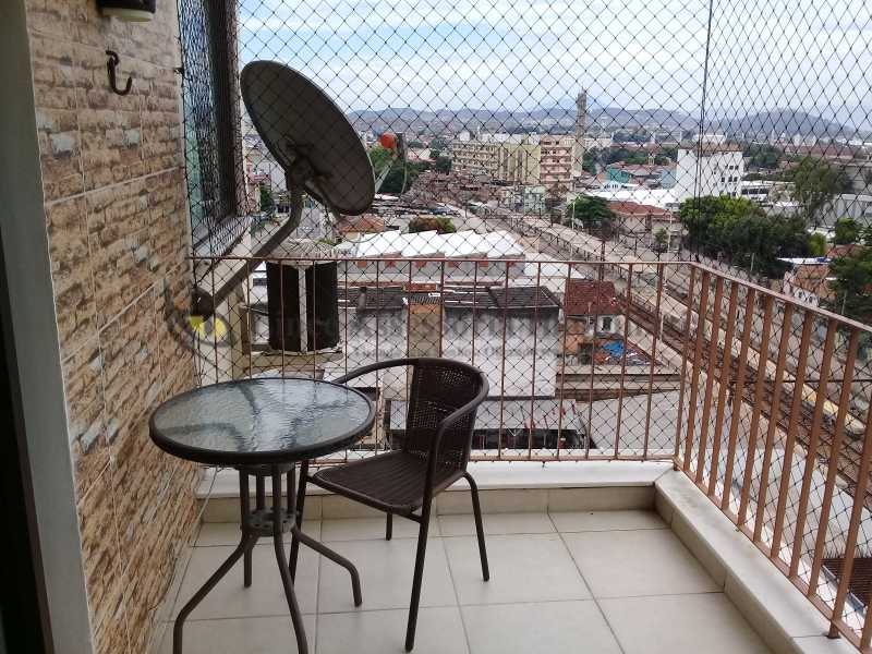 1 VARANDA1.0 - Apartamento 2 quartos à venda São Francisco Xavier, Norte,Rio de Janeiro - R$ 295.000 - TAAP21382 - 1