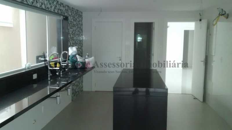 3 Cozinha - Casa em Condomínio Barra da Tijuca, Oeste,Rio de Janeiro, RJ À Venda, 5 Quartos, 600m² - TACN50001 - 7