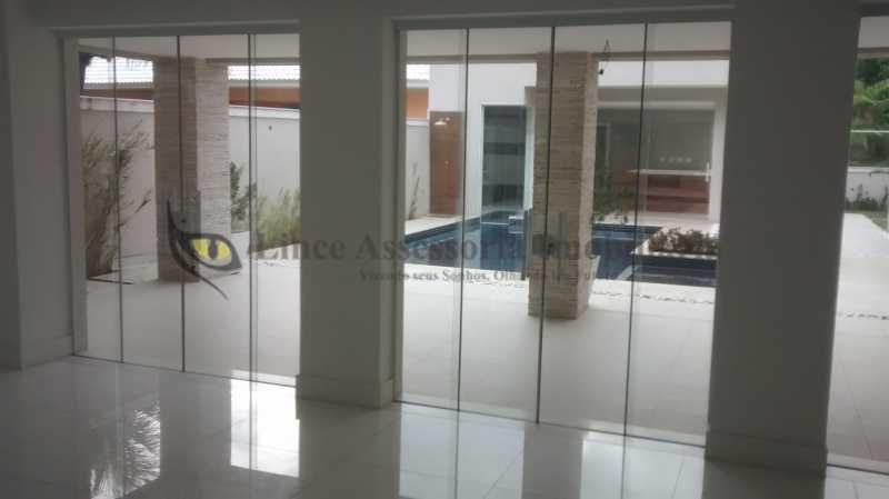 4 Sala de Jantar - Casa em Condomínio Barra da Tijuca, Oeste,Rio de Janeiro, RJ À Venda, 5 Quartos, 600m² - TACN50001 - 8