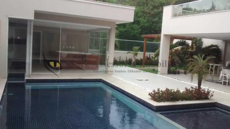 7.1.1 Piscina - Casa em Condomínio Barra da Tijuca, Oeste,Rio de Janeiro, RJ À Venda, 5 Quartos, 600m² - TACN50001 - 12