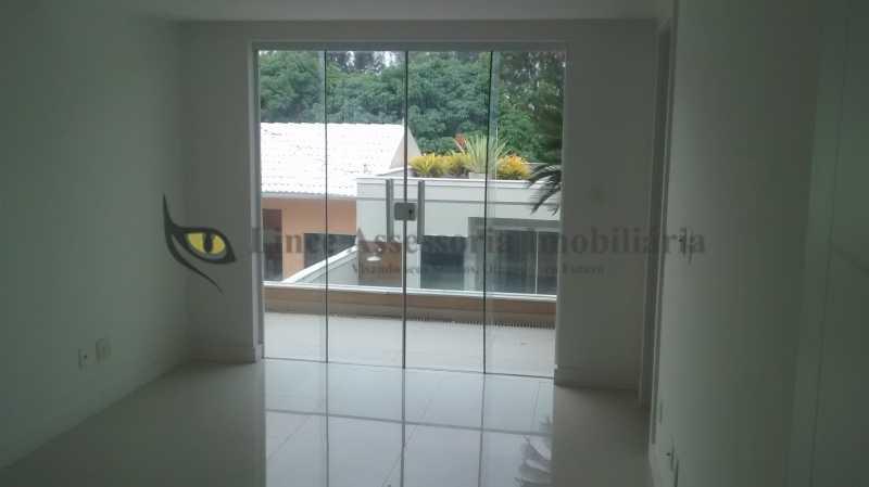 12.1 Suíte 1 - Casa em Condomínio Barra da Tijuca, Oeste,Rio de Janeiro, RJ À Venda, 5 Quartos, 600m² - TACN50001 - 22